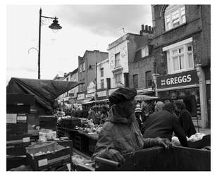 Deptford Market by spurs06