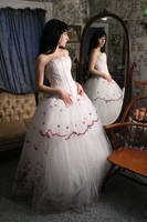 Wedding Ball gown by sistersofthemoon