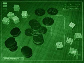 Casino Camera by calamarain