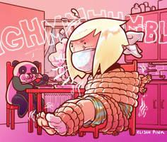Dinnertime by ElijahPink