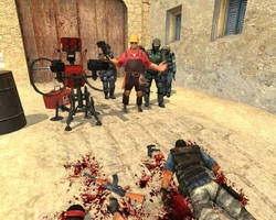 Engineer Meets Counter Strike by TheControl