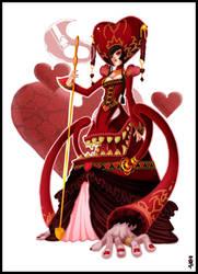 The Wedding by Da-sama