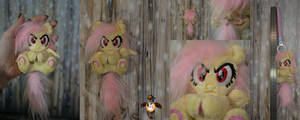 Flutterbat keychain trinket for sale by Essorille
