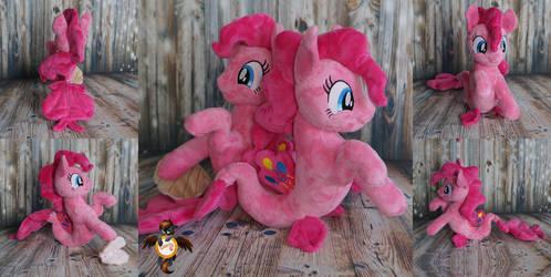 Merpony Pinkie by Essorille