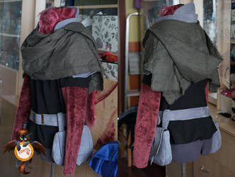 Tempest Shadow cosplay WIP by Essorille