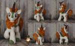 Autumn Blaze kirin plushie FOR SALE by Essorille