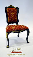 1:6 scale Side Chair by regentminiatures