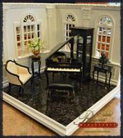 Regent Miniatures 1:6 Scale Opulence Box by regentminiatures