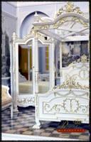 Regent Miniatures 1:6 Room Box (Removable Walls) by regentminiatures