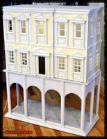Regent Miniatures 1:12 Dollhouse by regentminiatures