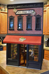1:6 Scale Bookstore by Regent Miniatures by regentminiatures