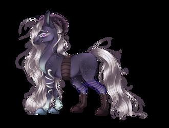 Gamora (comm) by Alissa1010