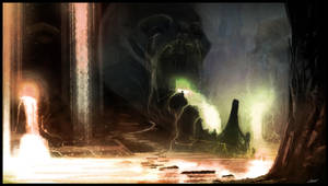 Underworld by David-Holland