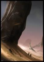 Desert_walk_02 by David-Holland