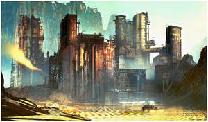 Desert_industry by David-Holland