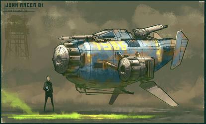 junk_racer01 by David-Holland