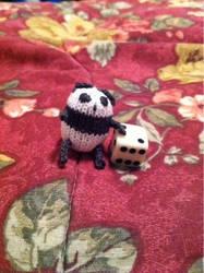 The First Panda by vampirenova