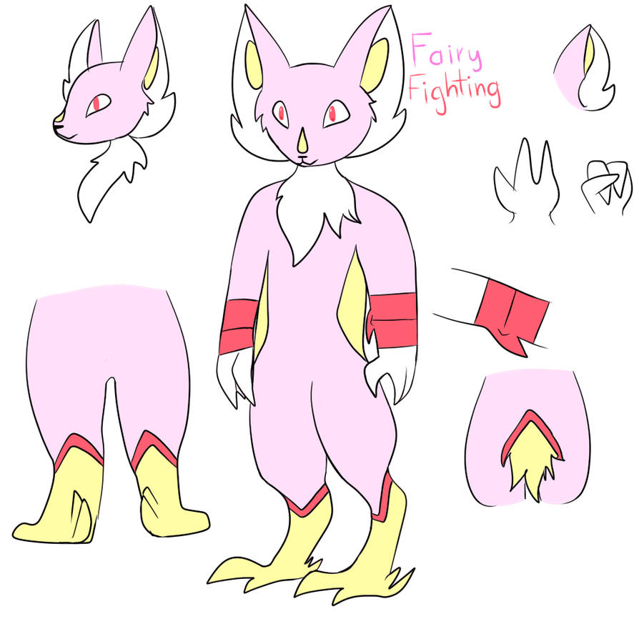 Fakemon by Creamrs