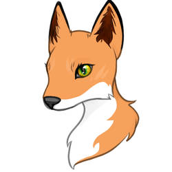 Fox by Creamrs