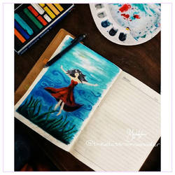 Drowning Deep by Mustbshira