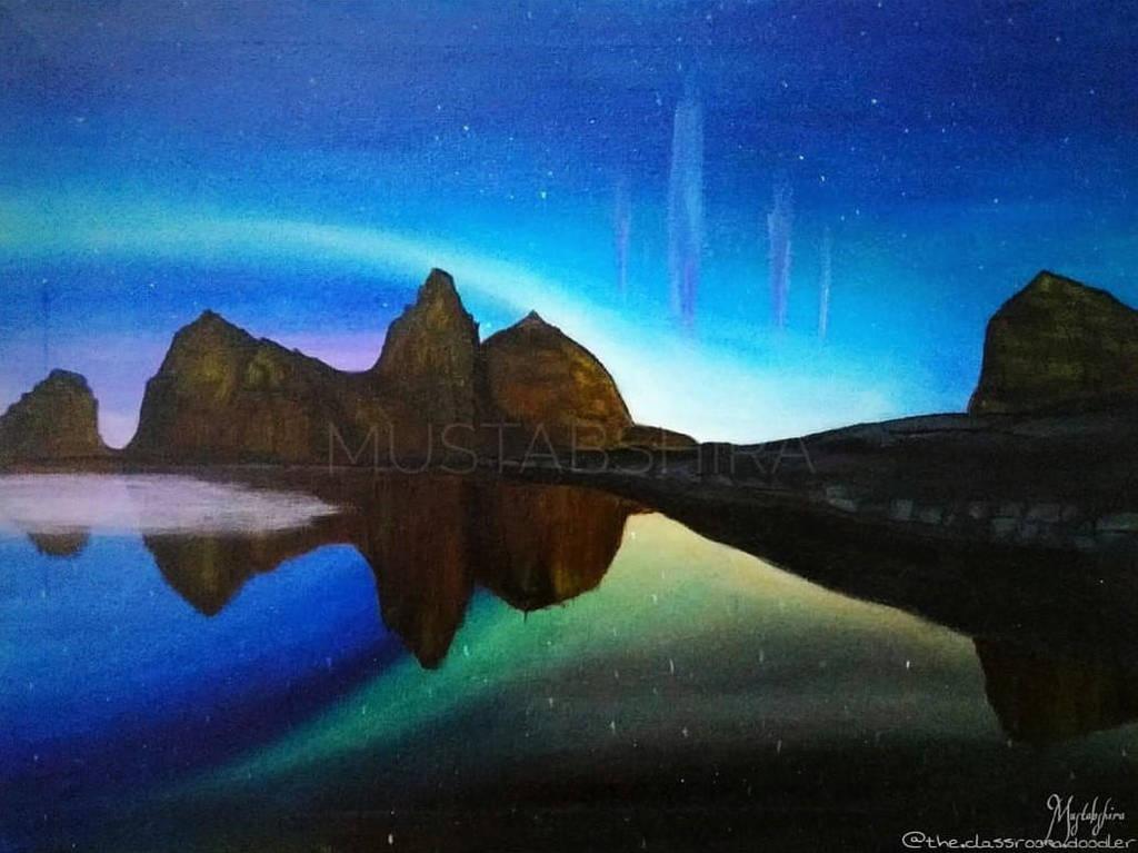 Nuovi Inizi (New Beginning) by Mustbshira