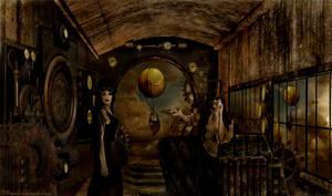 Steampunk by magicsart
