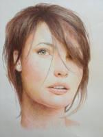 Girl by Slozzenger90