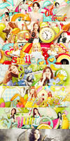 [pack psd] Comeback~~ by clatahcas1912