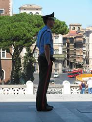 italian policeman :D by njarecs