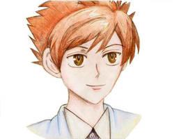 Kaoru Hitachiin by commoner-pocky