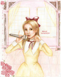 The Real Ouran: Renge by commoner-pocky