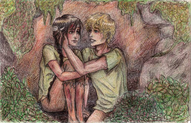 16. Questioning- Peeta's Story by commoner-pocky