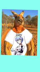 Joey The Anime Man by PaintedMaryJanes