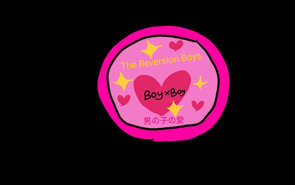 The Reversion Boys Official Logo by PaintedMaryJanes