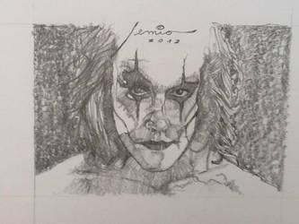 THE CROW JEMIO by JEMIO