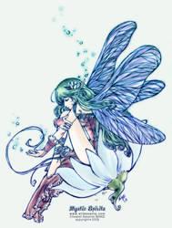 Mystic Spirits by lely
