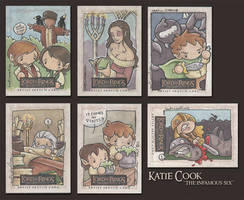 lord of the Rings Pt.3 by katiecandraw