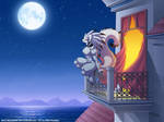 Shiro - Commission - Eltonpot by michaelmas