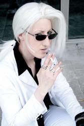 Zetsuai - smoke by YoruNoYami