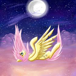 Fluttershy by Pegabella