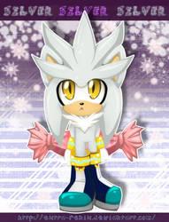 Chibi Silver by Extra-Fenix