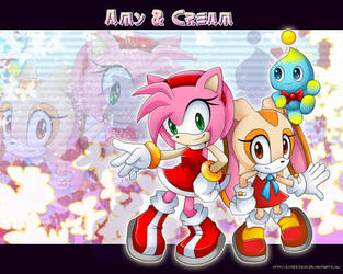 Amy and Cream SA3 by Extra-Fenix