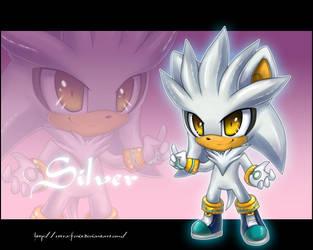 chibi :Silver by Extra-Fenix