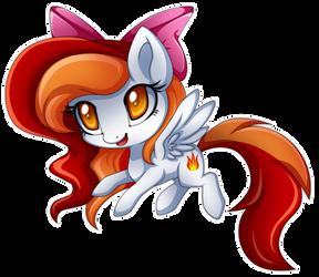 Comm: chibi pony for AkiraGal by Extra-Fenix