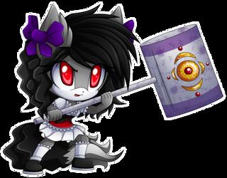 Chibi2 for Soniachibi by Extra-Fenix