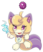 Comm: chao for TwinTailFireFox12 by Extra-Fenix