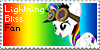 Lightning Bliss Fan Stamp by SkyBreeze-MasterMC