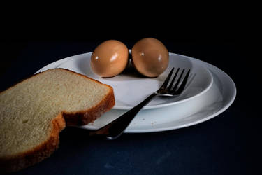 Eggs Soy by tea