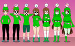 The Mask: Shy Gal TF TG Sequence by Nitro-The-Flygon