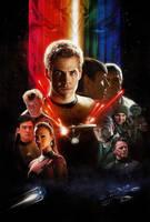 Star Trek (2009) by PaulShipper